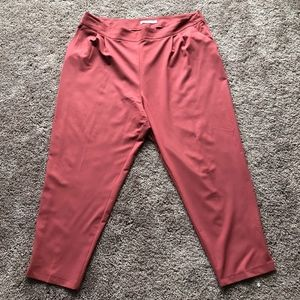 ASOS Curve Trouser Pink Size 22